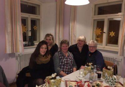 Unsere Weihnachtsfeier 2018